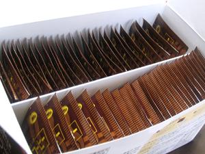 1箱60包入り、フィットライフコーヒー