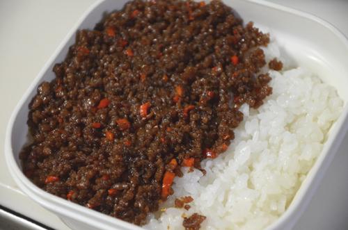 お弁当には、冷めても美味しいお米じゃないと