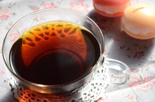 ノンカフェインだから、コーヒー好きな妊婦さんもどうぞ