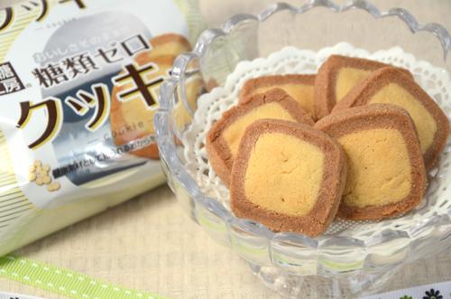 小麦粉も砂糖も使わず、おからの食物繊維たっぷり!