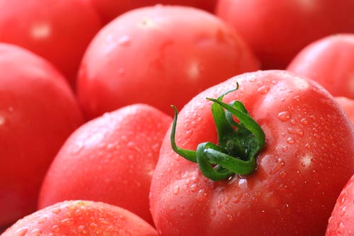 完熟トマトの恵みが、ギュッと凝縮された「トマト酢」