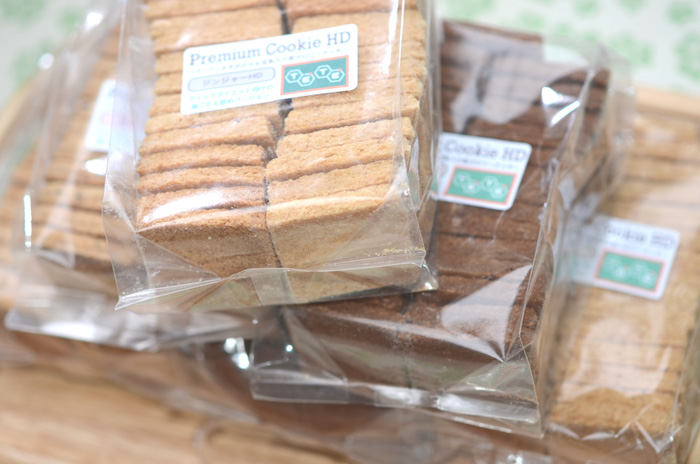 コラーゲン・おから・豆乳入り、TETEのダイエットクッキー