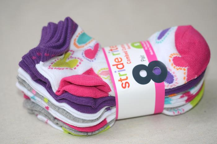 Girls socks130227a