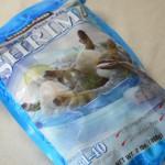 [コストコ] カークランド 冷凍むきエビ(生・尾付き)31/40サイズ