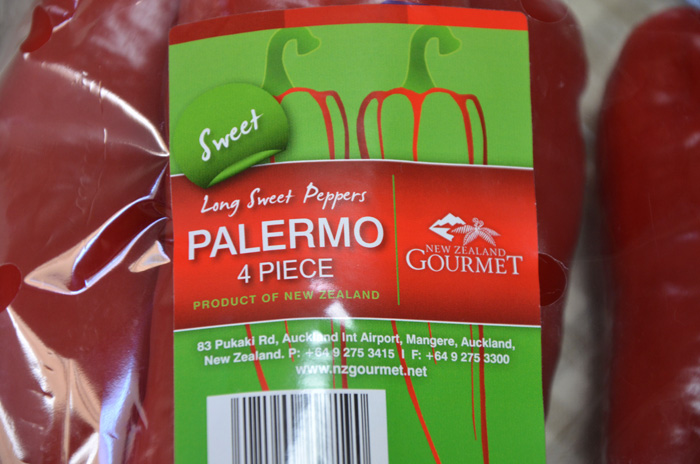Long Sweet Peppers「PALERMO」