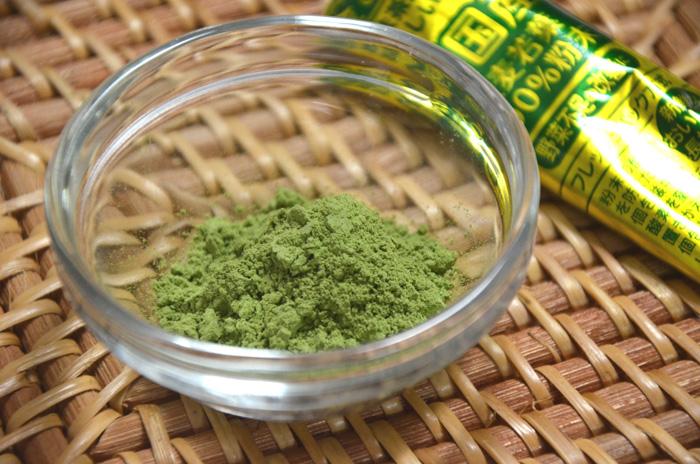 鮮やかなグリーン!1袋にほうれん草2株分の食物繊維