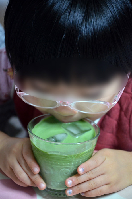 甘みを足せば、子供も飲みます