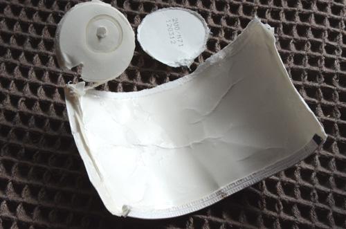 使用後は、紙パックとしてリサイクルできます