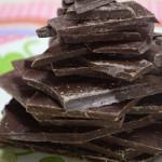 低糖スイートチョコでつくる、濃厚ホットチョコレート♪