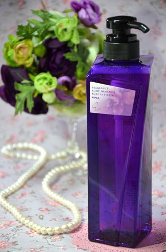 「オー ド フルール」カトレアの香り