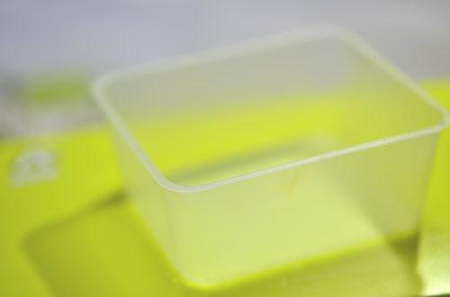 パッケージに入る水の量が、ちょうど150cc