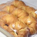 バタークロワッサン 12個入り 798円