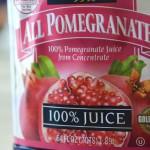 """[コストコ] 100%ザクロジュース """"All Pomegranate(オール ポメグラネート)"""" 濃縮還元"""