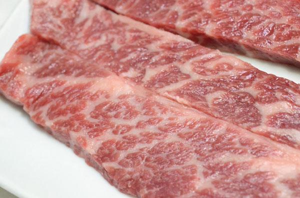 USAビーフ ショートリブ焼肉(100g 268円)