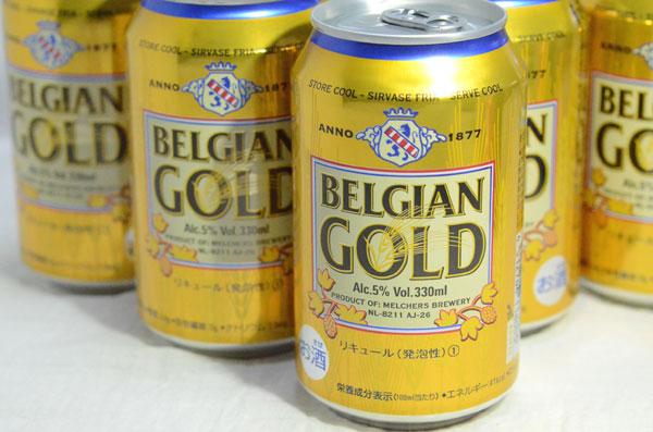 ベルジャンゴールド(第3のビール)24缶