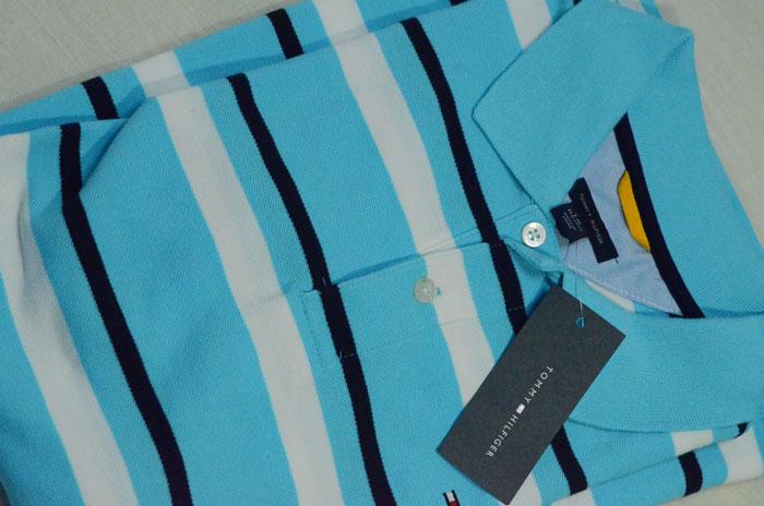 Tommy Hilfiger((トミー ヒルフィガー)ポロシャツ