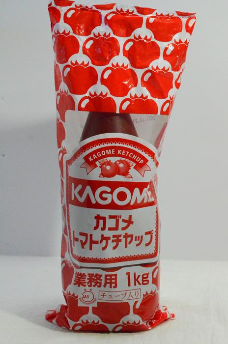 カゴメ トマトケチャップ 業務用1kg 358円
