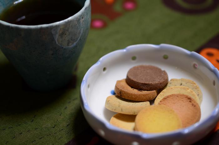 たんぽぽコーヒーとティータイム