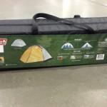 コールマン 4人用 クイックセット ドームテント