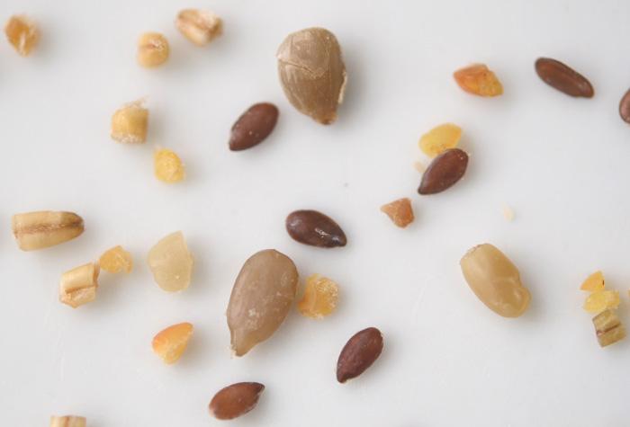 雑穀のつぶ