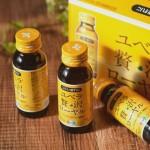 製薬会社の栄養ドリンク「ユベラ贅沢ローヤル」10本セット