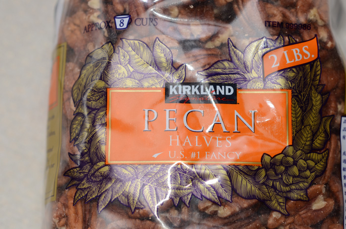 PECAN HALVES U.S. #1 FANCY