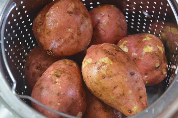 コストコの安納芋 1.5キロ