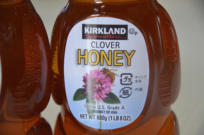 Aグレードのクローバー蜂蜜