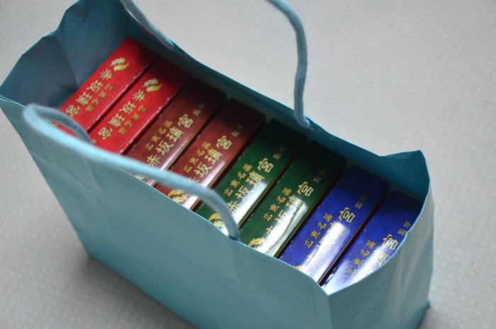 赤坂璃宮監修・中華調味料詰め合わせ4種類×2